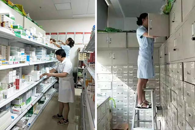 乐至天颐新区医院:全力以赴做好创建全国文明城市迎检工作